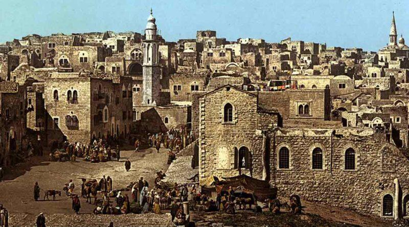 O Little Town Of Bethlehem Hymn