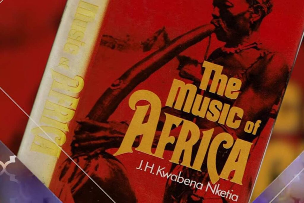 Prof_Kwabena_Nketia_Book_The_music_of_Africa_Cover