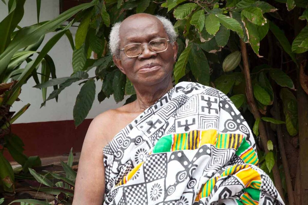 Life and Musical Profile of Professor J. H. Kwabena Nketiaa