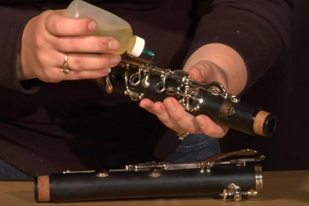 Maintenance of the Clarinet
