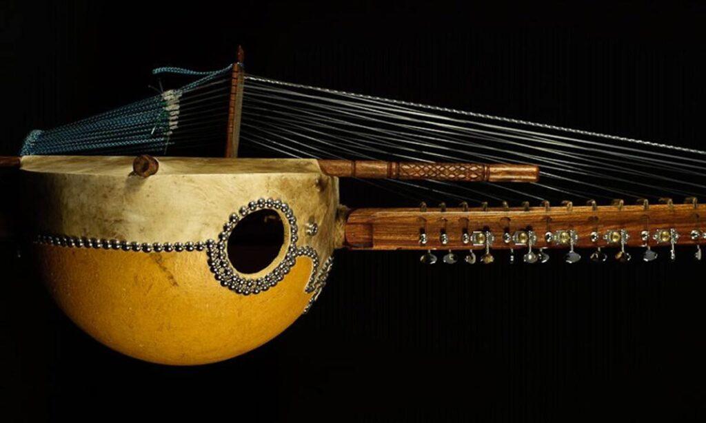 The Kora-African Musical Instrument