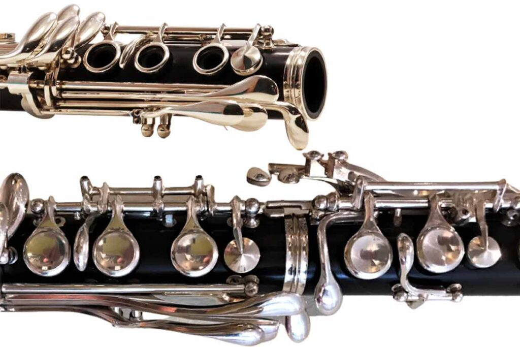 Parts_Of_The_Clarinet_And_Their_Functions_The_Clarinet_Keys_System