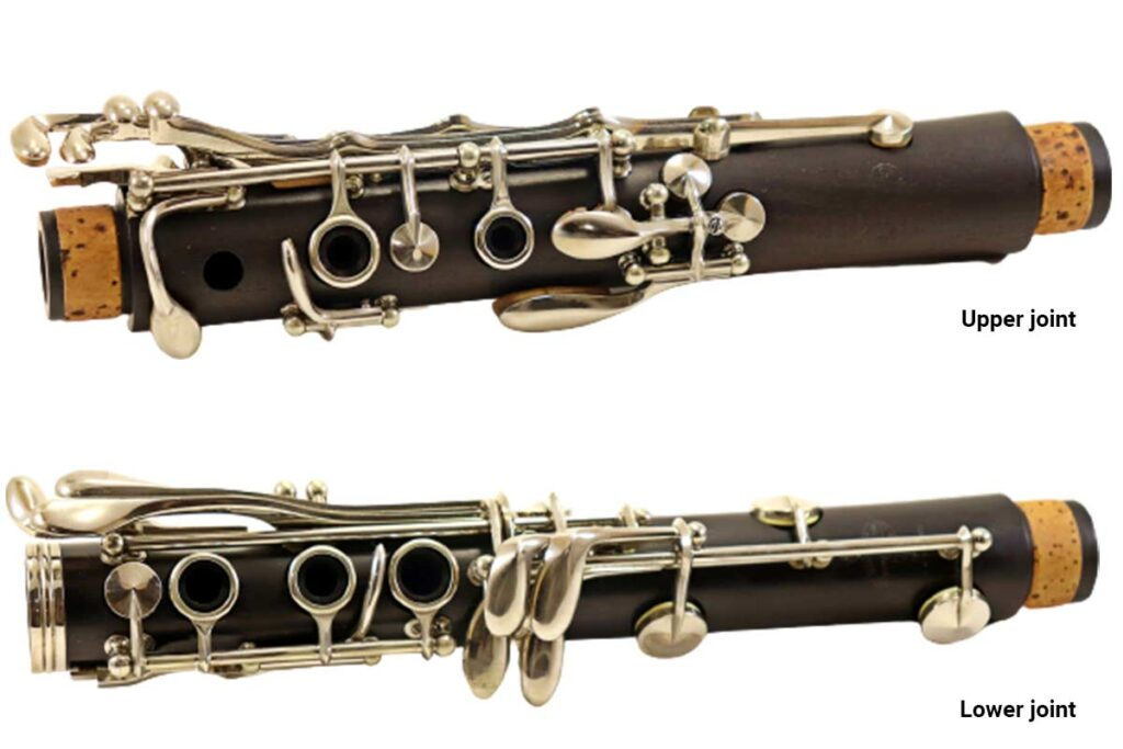 Clarinet_Upper_joint_and_lower_joint