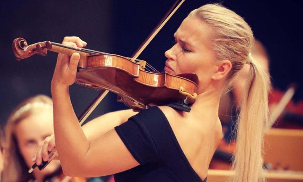 The Musical Life And  Journey Of Mari Silje Samuelsen