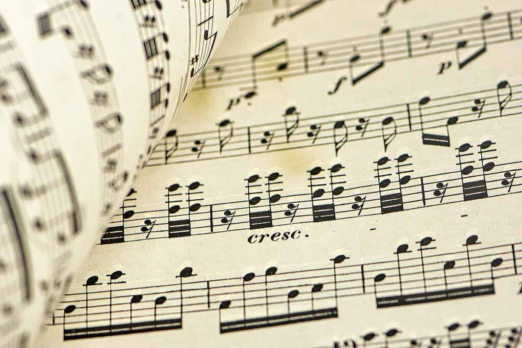 Practical Guide To Musical Rest In Sheet Music