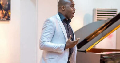 What You Need To Know About Nigerian Opera Singer Joseph Oparamanuike